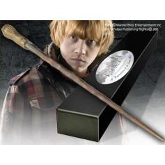 Harry Potter réplique baguette de Ron Weasley (édition personnage)