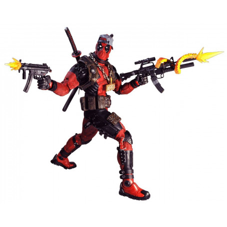 Neca Marvel Comics figurine 1/4 Ultimate Deadpool - 45 cm