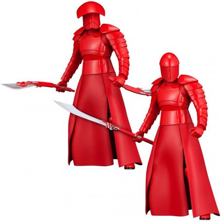 Kotobukiya Star Wars VIII - Pack Figurine PVC ARTFX+ - Elite Praetorian Guards - 19cm