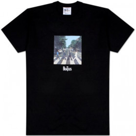 Neca T-Shirt Beattles - Abbey Road Taille S