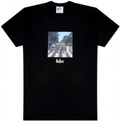 Neca T-Shirt Beattles - Abbey Road