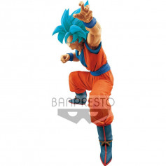 Banpresto Dragonball Super - figurine Big Size SSGSS Goku 24 cm