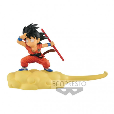 Banpresto Dragonball - Son Goku Kid sur Nuage Magique