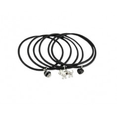 Neca Twilight New Moon Bracelet Vynil EDWARD & LION