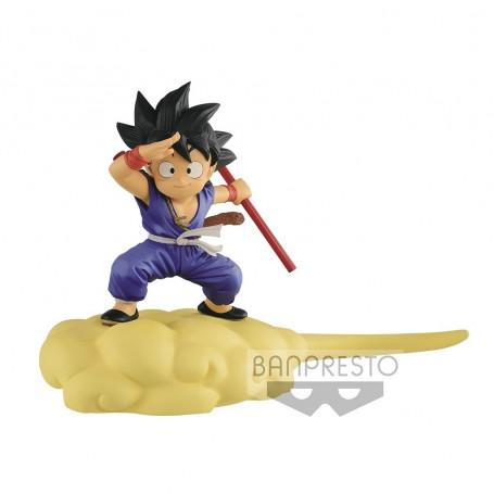 Banpresto Dragonball - Son Goku Ninja sur Nuage Magique