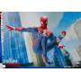 Marvel's Spider-Man figurine Videogame Masterpiece 1/6 Spider-Man Advanced Suit 30 cm