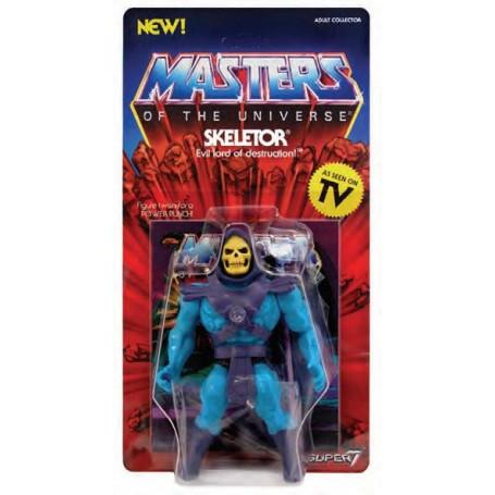 Masters of the Universe - Les Maîtres de l'Univers - Vintage Collection figurine Skeletor 14 cm