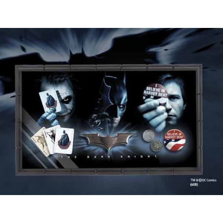 Noble Collection Batman Set collector Dark Knight