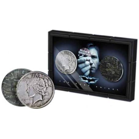 Noble Collection Batman Pièce de monnaie double face - Harvey Dent