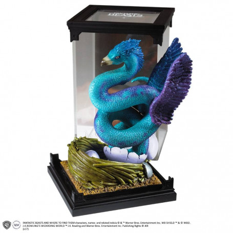 Noble Collection Magical Creatures - Les animaux Fantastique : Occamy