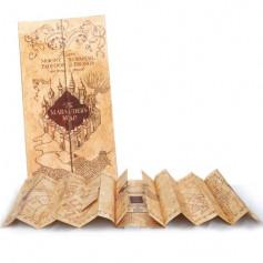 Noble Collection Harry Potter Carte du Maraudeur