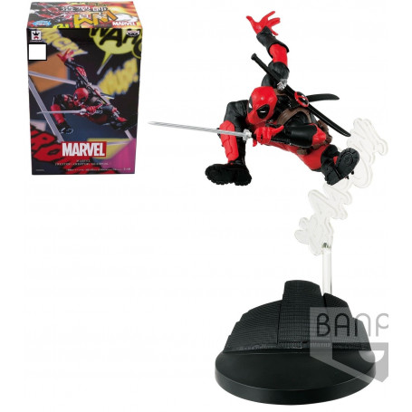 Banpresto Marvel - Creator X Creator - Deadpool