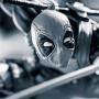Banpresto Marvel - Creator X Creator - Deadpool- versio Noir & Blanc