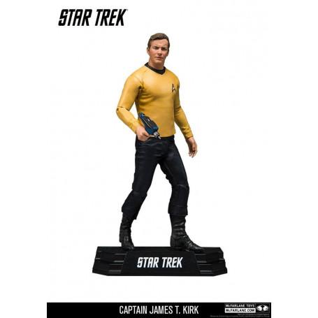 Mac Farlane Star Trek Captain Kirk - James T. Kirk