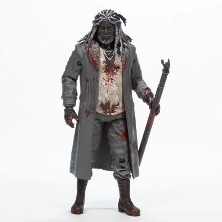 McFarlane The walking dead Comic - Ezekiel - version Bloody Noir et Blanc