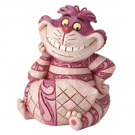 Disney Tradition Alice au pays des merveilles Statue - Cheshire Cat Jim Shore
