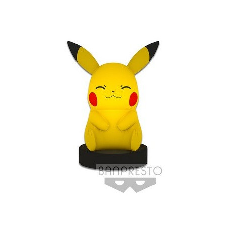 Banpresto Veilleuse Pokemon Sun & Moon Pikachu (souriant) - Nintendo