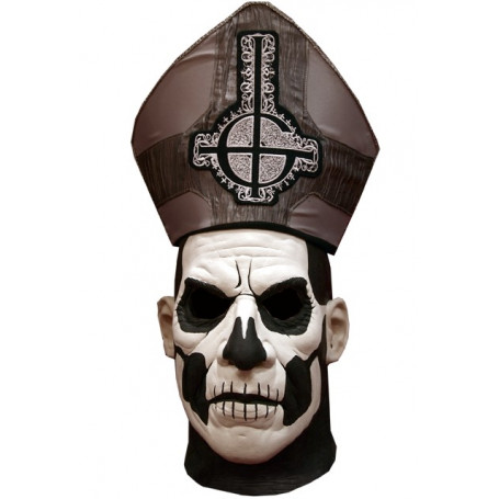 Trick or Treat Studios Mask - Ghost! - Papa Emeritus II Deluxe