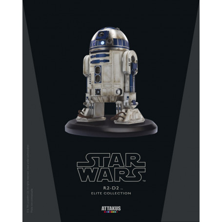 Attakus Star Wars Statue R2-D2 version 3 Elite 1/10