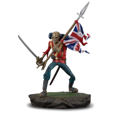 Iron Maiden Legacy of the Beast figurine Wave 1 PVC Trooper Eddie