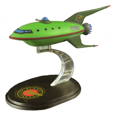 Quantum Mechanix Futurama réplique Mini Masters Q-Fig Planet Express Ship