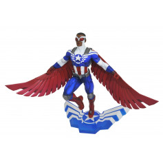 Diamond Select Marvel Gallery Figurine PVC Captain America - Sam Wilson