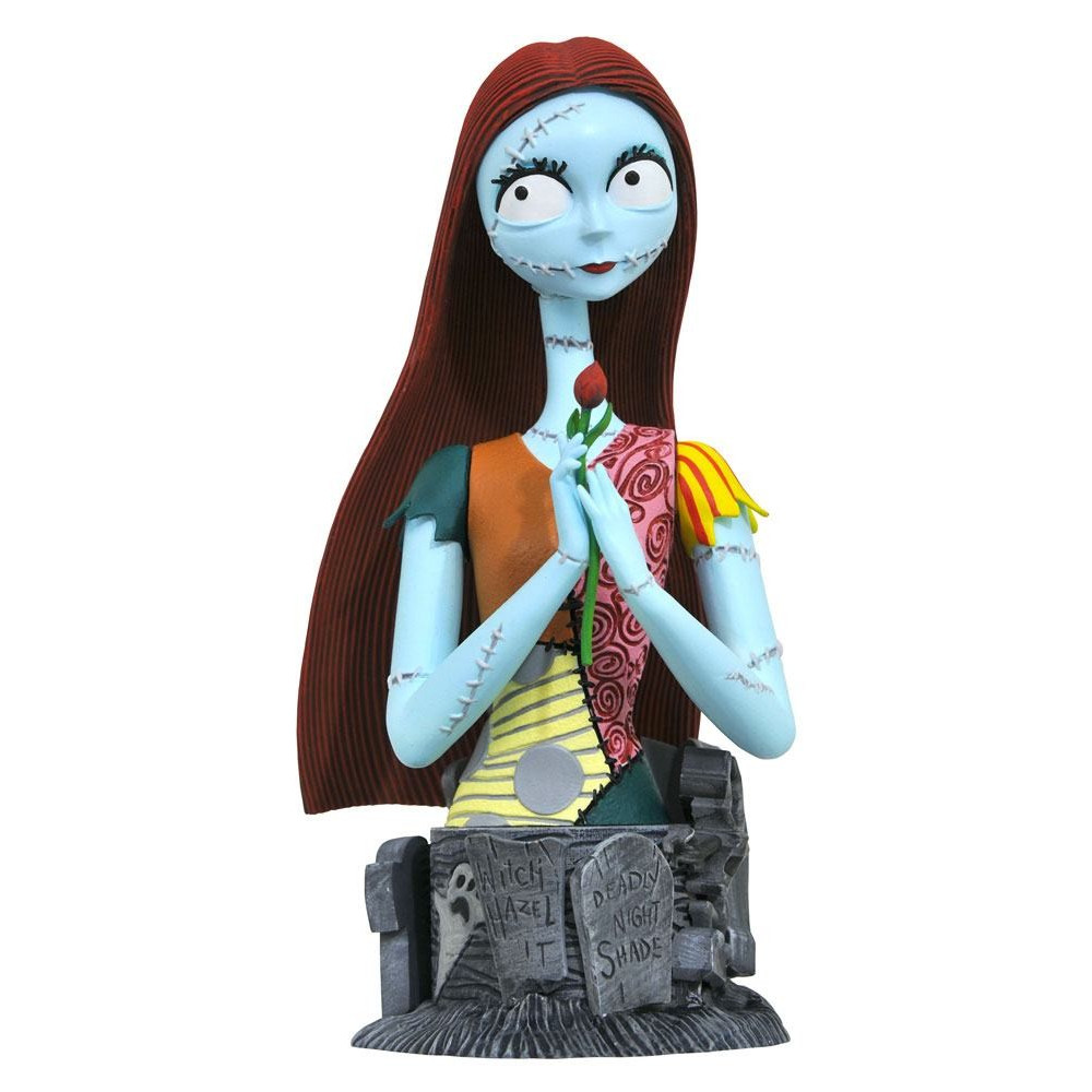 Diamond Select The Nightmare Before Christmas Of Mr Jack Bust Sally 699788183496 Ebay · these nightmare before christmas cookies look just like sally's dress and stitching. details about diamond select the nightmare before christmas of mr jack bust sally