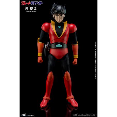 King Arts - Great Mazinger Pilot : Tetsuya Tsurugi - 22cm