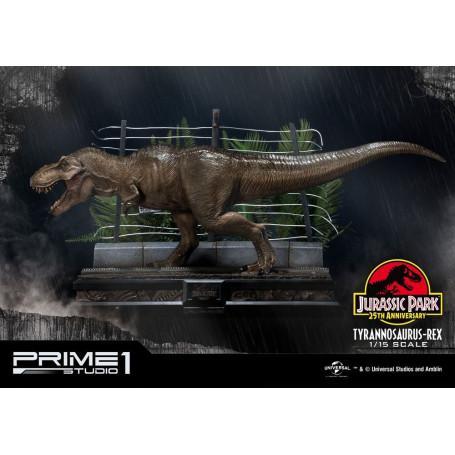 Prime One Studio Jurassic Park : T-rex Statue