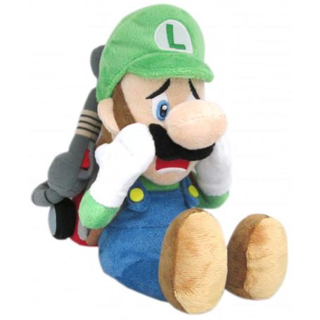 Nintendo Peluche Super Mario - Luigi Mansion 18 cm