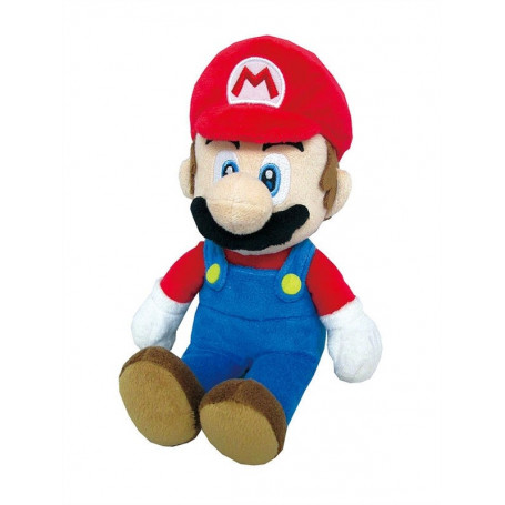 Super Mario Bros. peluche Mario 20 cm