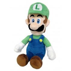 Super Mario Bros. peluche Luigi 24 cm