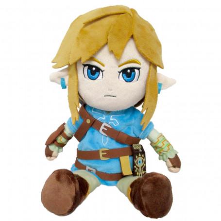 Nintendo - Peluche Zelda Breath of the Wild - Link