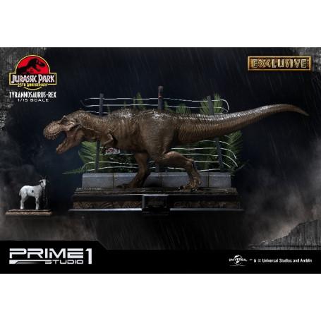 Prime One Studio Jurassic Park : T-rex Statue Exclusive