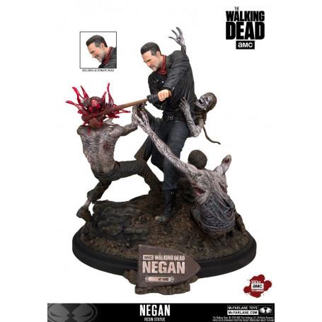 Mcfarlane The Walking Dead Statue Negan résine