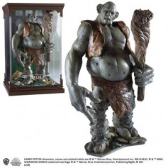 Noble collection Hary Potter Créatures magiques - Troll des montages