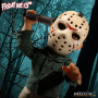 Mezco Figurine Mega Scale Jason Friday the 13th - Vendredi 13 - 38cm