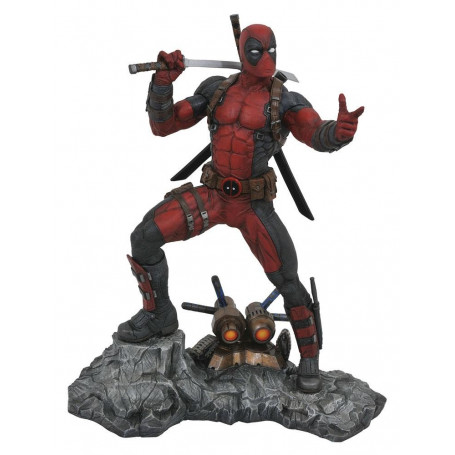 Diamond Marvel Premier Collection Statue Deadpool