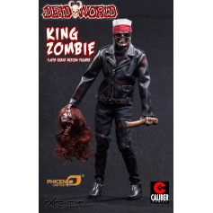 Phicen Dead World King Zombie 1/6th scale action figure