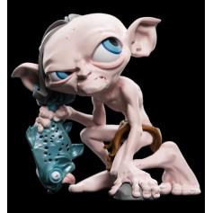 Weta Statue Vinyl Le Seigneur des Anneaux - Mini Epics - Gollum - 8 cm