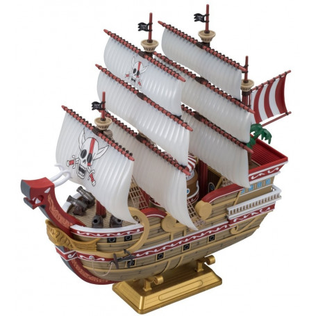 Bandai One Piece Model Kit - Red-Force