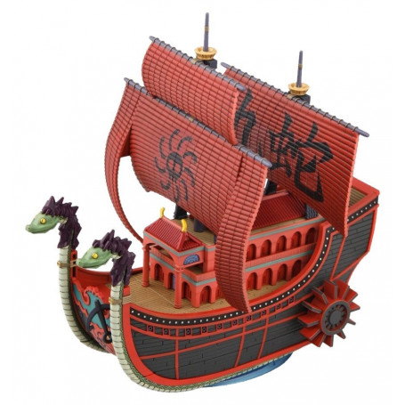 Bandai One Piece Model Kit - KUJA PIRATES SHIP