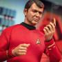 Quantum Mechanix Star Trek TOS figurine 1/6 Montgomery ''Scotty'' Scott