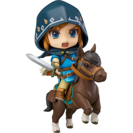 Good smile company The Legend of Zelda Breath of the Wild figurine Nendoroid Link et Epona