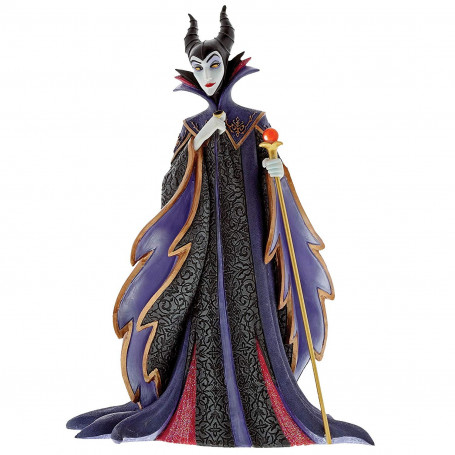 Disney Haute Couture - Statue Maleficient Belle au bois dormant