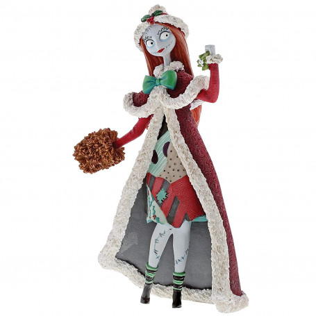 Enesco Statue L'etrange Noel de Monsieur Jack - Santa Sally