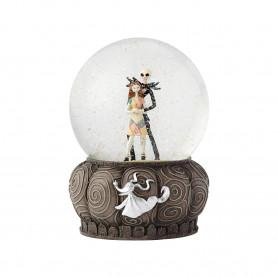 L´étrange Noël de Mr. Jack - NBX Jack et Sally boule à neige