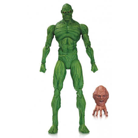 Dc Collectibles Figurine Icons Swamp Thing with Un-Man
