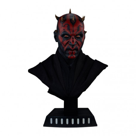 Sideshow Star Wars Buste Darth Maul Life Size - 69cm
