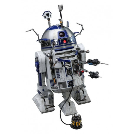 Hot toys Star Wars R2-D2 Deluxe Episode IV 1/6